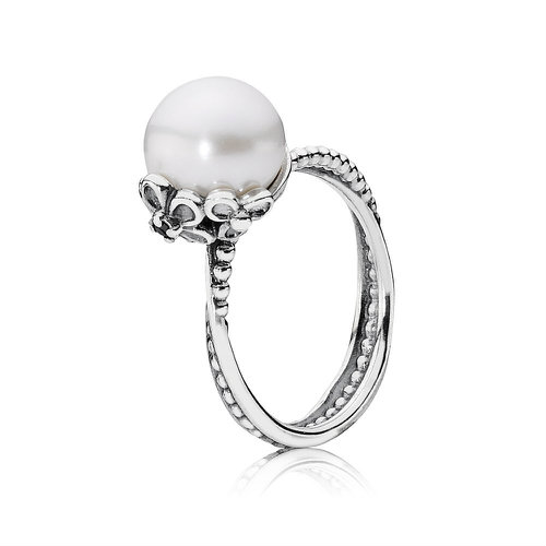 2018 Pandora Grand Pearl Ring 190848P