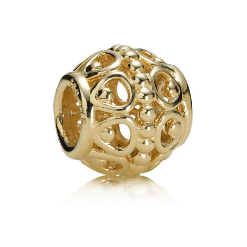 2018 Pandora Guilded Cage Charm 750458