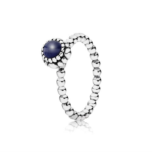 2018 Pandora September Birthstone Ring 190854LP