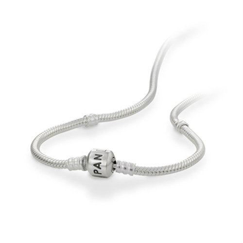 2018 Pandora Silver Necklace 590703HV